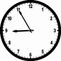 Image result for 8:55 on clock