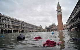 Image result for Venice Italy Flooding Today